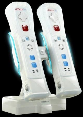 Док-станция для пультов Wii
