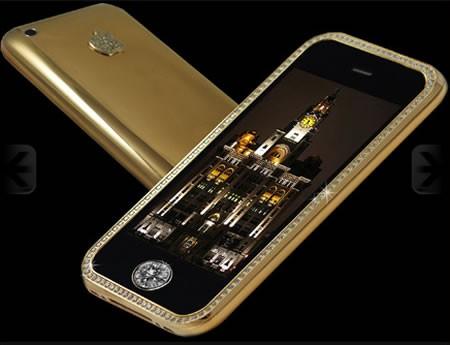 Самый дорогой телефон iPhone 3GS SUPREME