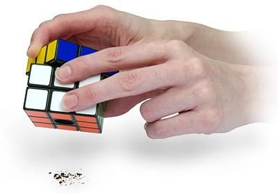 Кофемолка а-ля «кубик Рубика»