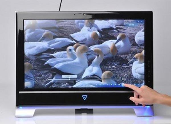 Medion PC7216 – новый компьютер все-в-одном