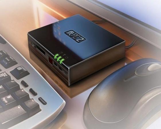Настольный мини-компьютер CompuLab fit-PC2i