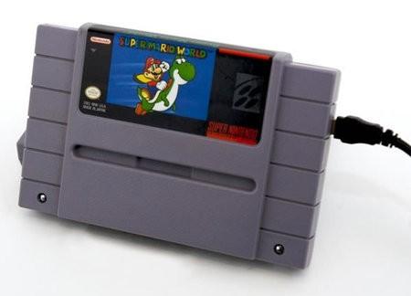USB-накопитель для поклонников Super Mario