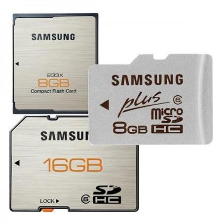Карты памяти Samsung Plus