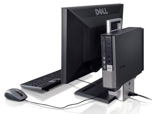Компактные десктопы Dell OptiPlex 780 и OptiPlex 380