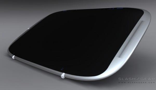 Новая таблетка от Notion на базе NVIDIA Tegra