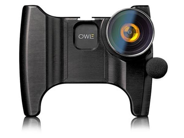 OWLE iPhone Video Mount – видеоулучшитель для iPhone
