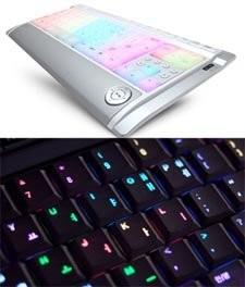 Luxeed Keyboard - дождь под Вашими пальцами