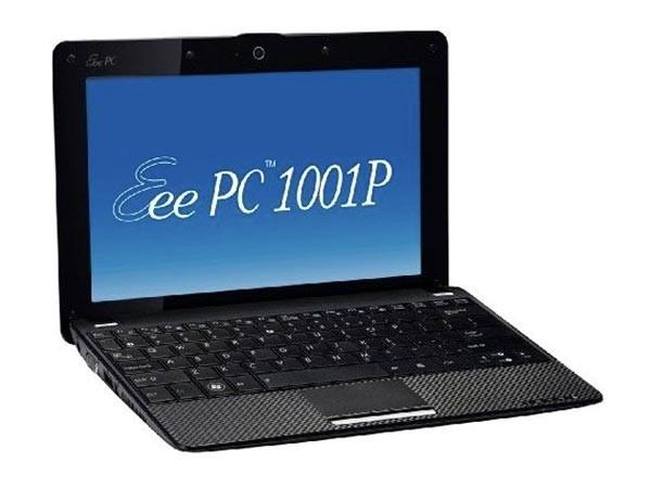 Новый нетбук Asus Eee PC 1001P