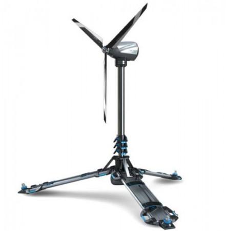 Складной ветряной генератор Eolic Foldable Wind Powered Generator