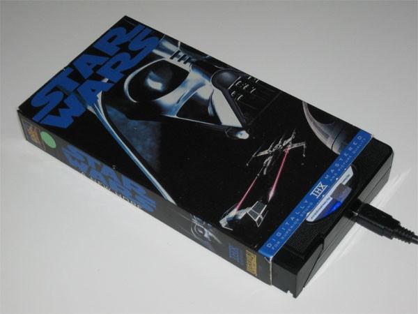 Внешние накопители формата VHS