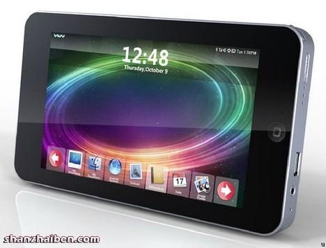 Мобильное интернет-устройство от Sungworld с ОС Android