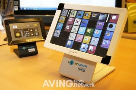 FingerVU – сенсорный USB-монитор