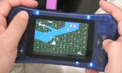 Odroid – портативная игровая консоль на базе Android
