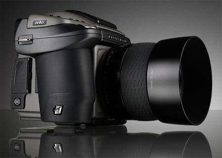 40-мегапиксельная камера Hasselblad H4D-40