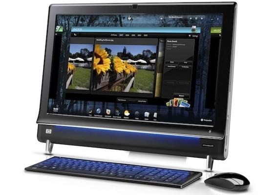 Сенсорный компьютер все-в-одном HP TouchSmart 600