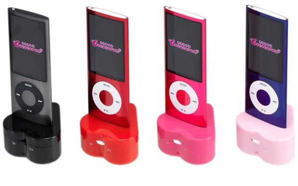 Док-станция для iPod в виде сердца