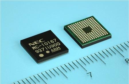 NEC CE151 – новый фоточип для мобильных устройств