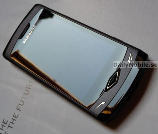 Wave S8500 – новый телефон от Samsung