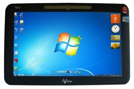 iiView Vpad – китайский конкурент для iPad