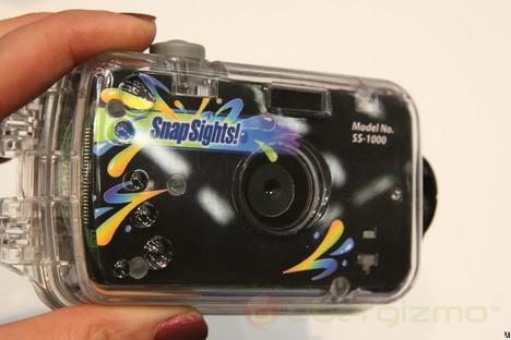 SnapSights SS100 – дешевая водостойкая камера