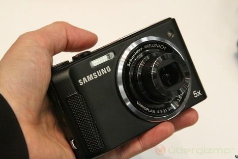 Фотокамера с возможностью замедленной съемки