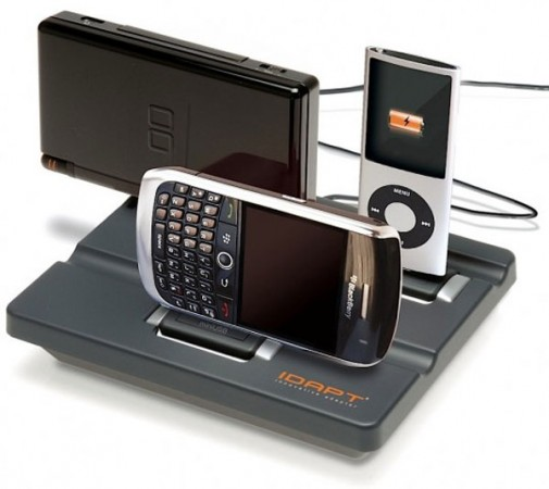 Универсальные зарядные устройства от IDAPT