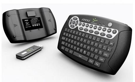 MSI Air или QUERTY-клавиатура скрещенная с Wiimote