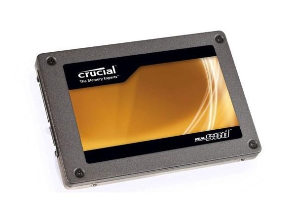 Высокоскоростной SSD-накопитель Crucial RealSSD C300