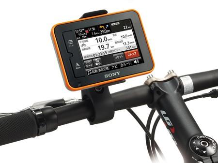 GPS для велосипедистов Sony NV-U35