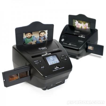 Ion Pics 2 PC Photo Scanner – сканер для фотоснимков и негативов