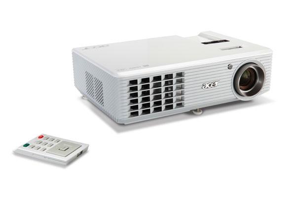 3D-проекторы от Acer