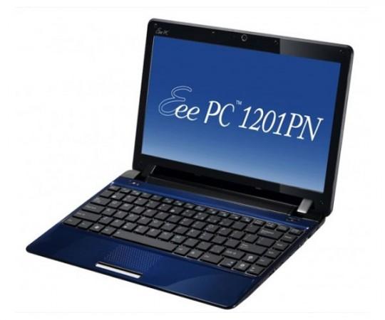 Новый нетбук Asus Eee PC 1201PN