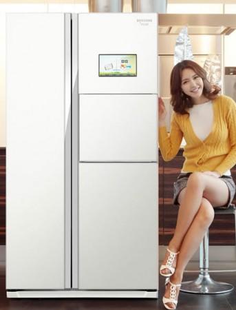 Холодильник с Wi-Fi от Samsung