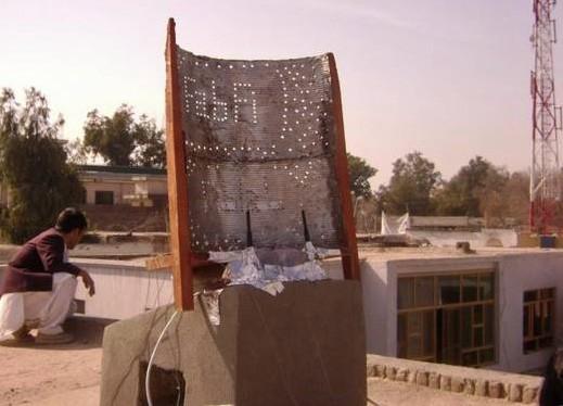 Fab Fi в Джелалабаде – высокоскоростная сеть из мусора