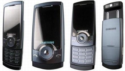 Samsung D900 - самый тонкий слайдер в мире