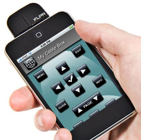 Универсальный пульт ДУ из iPhone
