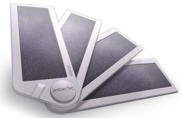 Продвинутые солнечные панели SolarFold и SolarFan