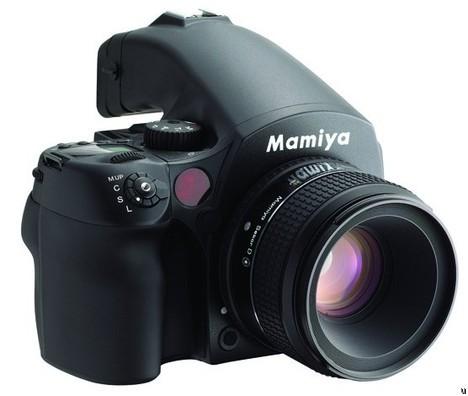 40-мегапиксельная фотокамера Mamiya DM40
