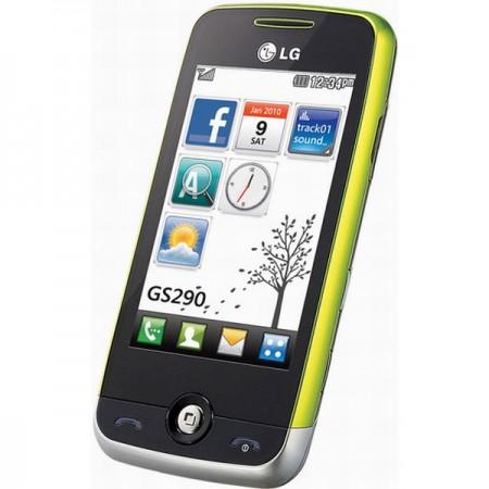 «Свежий» телефон LG Cookie Fresh GS290