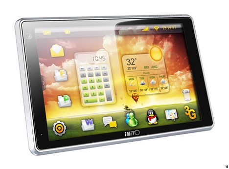 MAG iMito M7 – таблетка с Windows CE