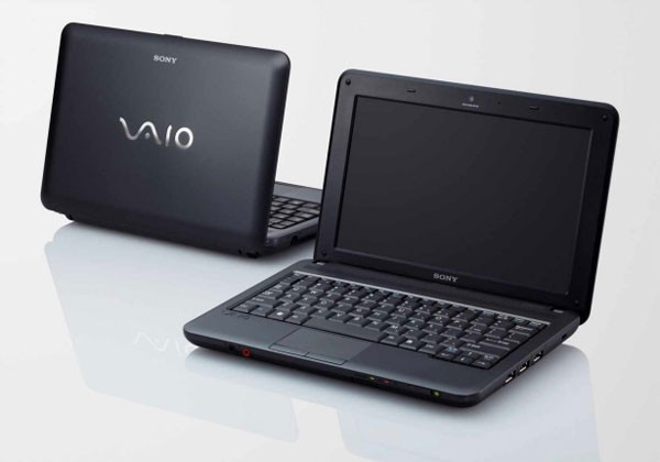 Новые нетбуки Sony Vaio M