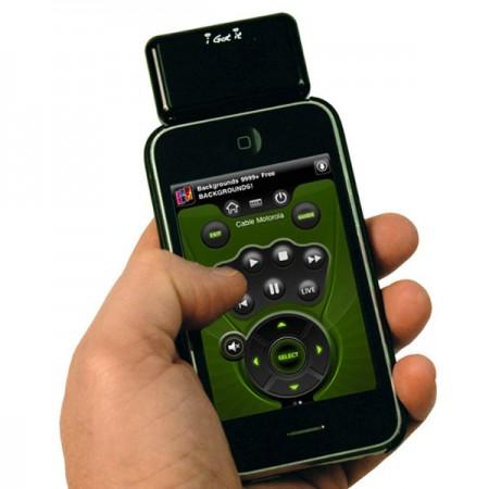 i-Got-Control – инфракрасный пульт ДУ для iPhone