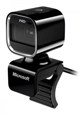 Вебкамеры Microsoft HD-5000, HD-6000