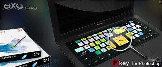 XSKN - клавиатура для дизайнеров