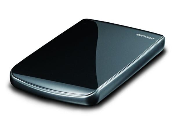 Портативные жесткие диски Buffalo MiniStation Cobalt