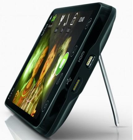 Первый WiMAX-смартфон на базе Android