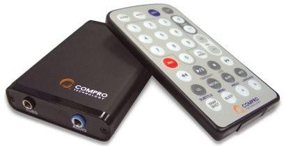 Compro U2700 - многопоточный HDTV-тюнер