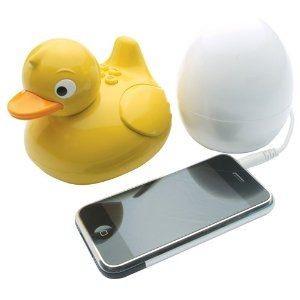 iDuck – беспроводной динамик для ванной