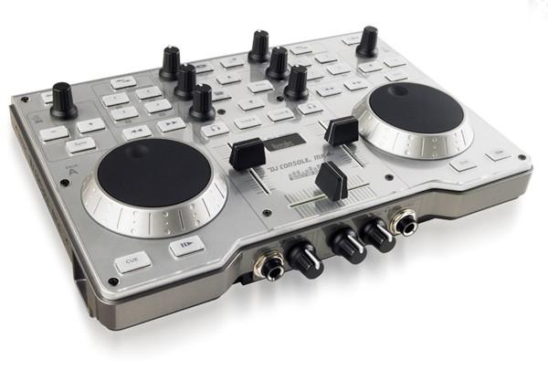 Портативный пульт для диджеев Hercules DJ Console Mk4