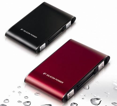 Silicon Power A70 – водонепроницаемые жесткие диски